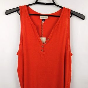 Universal Thread XL Henley Tank Top
